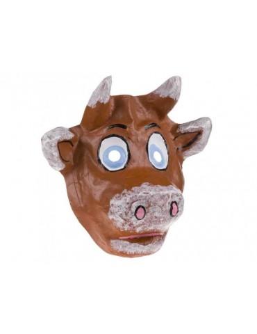 Maska Ręcznie Robiona Bizon
