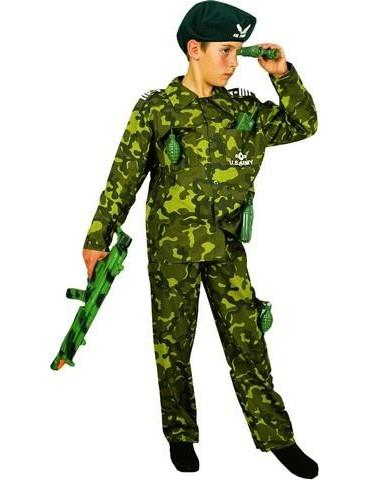 Strój Żołnierz ST 59 110-116