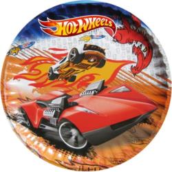 Hot Wheels Talerzyki Du.23cm DY0023HW