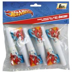Hot Wheels Gwizdki 6szt. DY0052HW