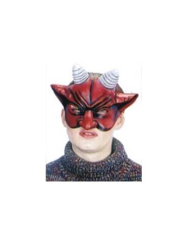 Półmaska Diabeł CM 214