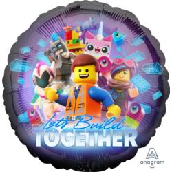 Balon foliowy Lego Movie 2. 3904101