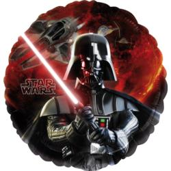 Balon Foliowy Star Wars. 43 cm 2568501
